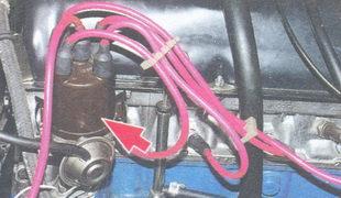 распределитель зажигания (трамблер) ваз 2106