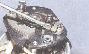пружины центробежного регулятора