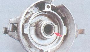 подшипник (втулка) корпуса распределителя зажигания