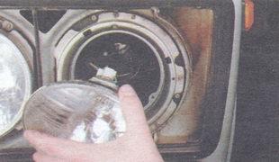 фара ваз 2106