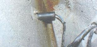 патрон лампы указателя поворота