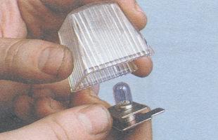 держатель лампы, рассеиватель