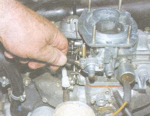 шланг отвода газов