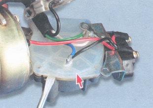 панель концевого выключателя