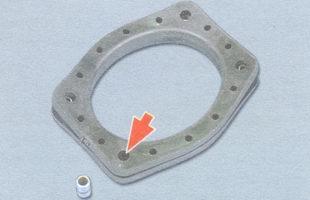 распорные втулки прокладки корпуса воздушного фильтра