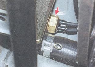 Схема вентилятора охлаждения на ваз 2114.