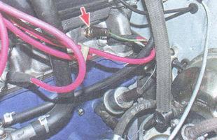 датчик указателя температуры охлаждающей жидкости (дтож) ваз 2106