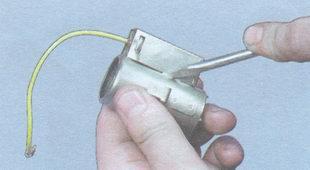 держатели корпуса лампы прикуривателя