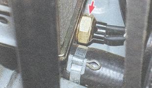 датчик включения вентилятора радиатора