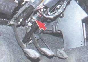 выключатель стоп-сигнала ваз 2106