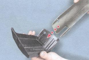 боковая накладка