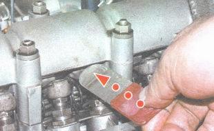 щуп для регулировки клапанов