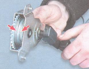 механизм стеклоподъемника ваз 2106