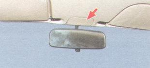 зеркало заднего вида ваз 2106