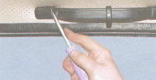 декоративная накладка винта крепления поручня