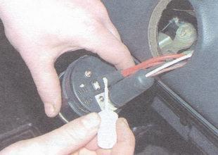 промаркируйте наконечники проводов