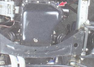 болты крепления картера двигателя