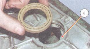 ремонт рулевой рейки на форд транзит видео