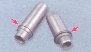 направляющие втулки клапанов ваз 2106