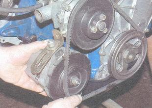 генератор, ремень генератора
