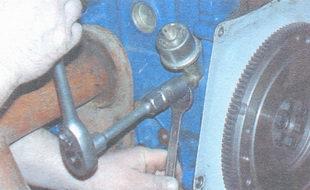 датчик сигнализатора недостаточного давления масла