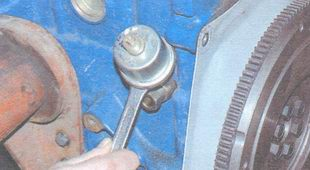 датчик указателя давления масла
