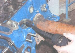 маслоотделитель со сливной трубкой