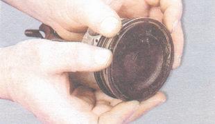 верхнее компрессионное кольцо