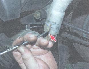 лепестки трубы глушителя