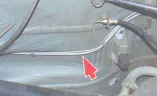 трубки топливопровода