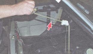 датчик указателя уровня топлива с топливоприемной трубкой
