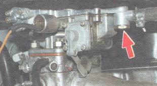 фильтр карбюратора ваз 2106