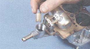 топливный фильтр карбюратора