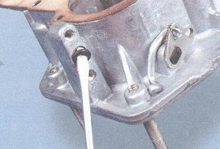 уплотнительное кольцо корпуса пускового устройства