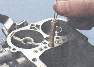 эмульсионная трубка первой камеры