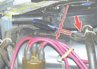 способ проверки искры на высоковольтных проводах и свечах зажигания