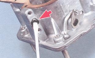 уплотнительное кольцо корпуса