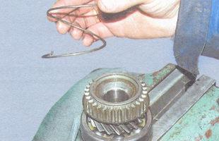 пружина синхронизатора