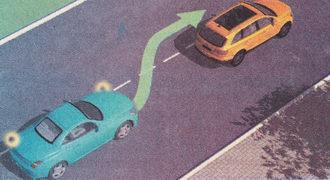 Обгон — опережение одного или нескольких транспортных средств