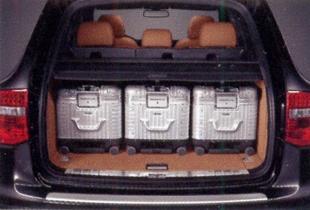 багажник Porsche Cayenne