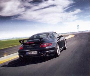 Новый Порше 911 GT2