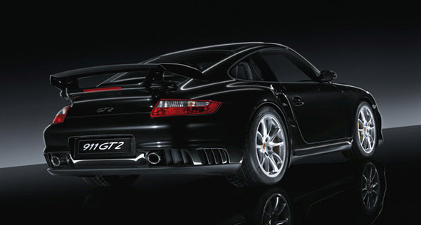 New Porsche 911 GT2 - ����� ����� 911 GT2
