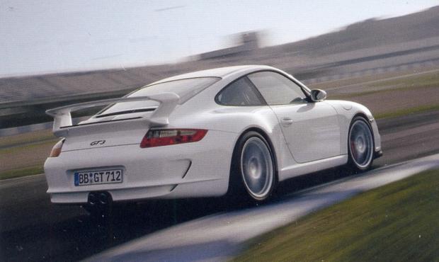 Порше 911 GT3
