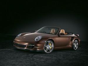 Porsche 911 Turbo Cabriolet - Порше 911 Турбо Кабриолет