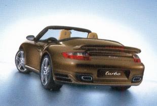 новый Porsche 911 Turbo Cabriolet